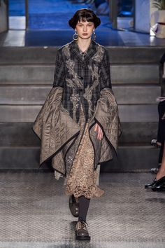 Antonio Marras Fall 2019 Fashion Show . Designer ready-to-wear looks from Fall 2019 runway shows from Milan Fashion Week Antonio Marras, Milan Fashion Weeks, Fashion Show, Fashion Design, Fashion Beauty, Ready To Wear, Autumn Fashion, Street Style, How To Wear
