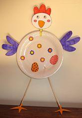 Lapin de Pâques, activité manuelle de Pâques