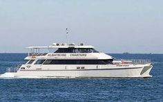 """Our vessel - """"Steep Point"""" Charter Boat, Party Venues, Perth"""