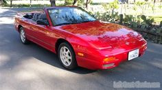 1993 Nissan 240SX SE Convertible Nissan 240sx, Jdm Cars, Childhood Memories, Convertible, Photo Galleries, Japan, Gallery, Okinawa Japan, Roof Rack
