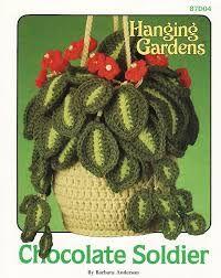 Resultado de imagen para plantas suculentas tejidas a crochet