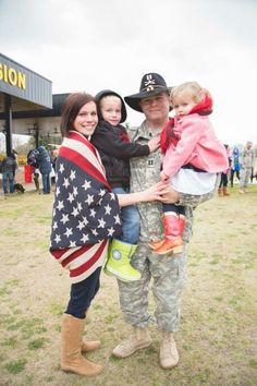 Deployment Homecoming 2015
