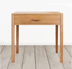 Olive Nightstand by Neustadt Studio    Oak nightstand