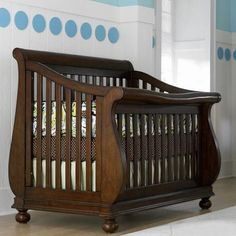 33 Modern Baby Cribs in Contemporary Shapes and Vintage Style ...