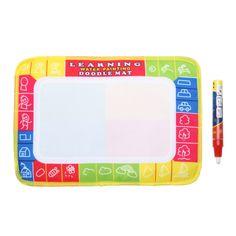 29x19 cm trẻ em aqua doodle vẽ đồ chơi trẻ em kids giáo dục Nước Viết Vẽ Tranh Vẽ Toy Mat Board với Magic bút