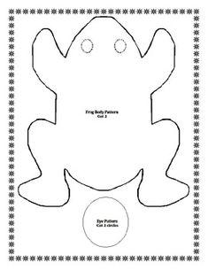Bean Bag Frog Pattern Free Patterns