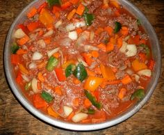 Great recipe for week night dinners #bell pepper #pepper #carrots #cheddar #cheese #dinner #food #hamburger meat # vegetables # hamburger meat recipe #meat recipe #recipe Jennifer Kaya Canadian blogger www.jenniferkaya.com