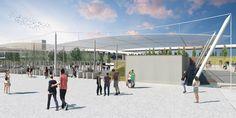 Il Sito Espositivo di #ExpoMilano2015 ha un'estensione di circa 1 milione di metri quadri, ed è posto sull'ideale prosecuzione dell'asse del Sempione, circa a metà strada tra il polo fieristico di Rho – Pero e il cimitero Maggiore di #Milano. #Expo2015