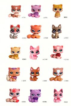 Nicole`s LPS blog - Littlest Pet Shop: Pets: Cats persian