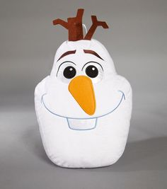 Disney Frozen Finished Olaf Pillow