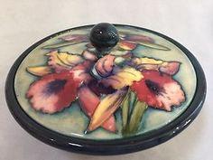 Moorcroft Covered Bowl OR Dish | eBay