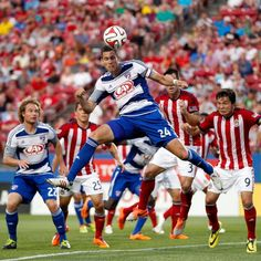 FC Dallas in Dallas - Soccer is the world's sport, and if you're looking to catch some of the best gameplay in the state of Texas, then you'll definitely want to catch an FC Dallas game.