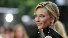 Cate Blanchett is taking a step back from work in 2016.