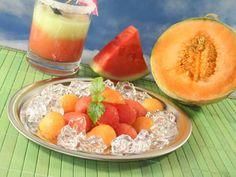 Triple Melon Smoothie