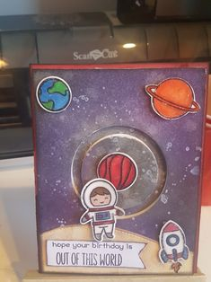 Out Of This World, It's Your Birthday, Mary, Cards