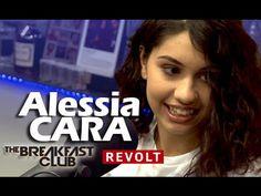 Alessia Cara Breakfast Club Interview | Talks Def Jam Signing, New Album...