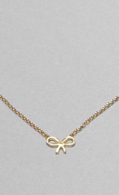 DOGEARED - FORGET ME KNOT NECKLACE - GOLD  Regular retail: $60.00  Extra 20% off for VIP