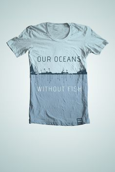 Our Oceans without Fish  by Sam Dedel