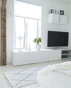 Tv room (part Home Living Room, Living Room Decor, Living Spaces, Living Room Inspiration, Home Decor Inspiration, Home And Deco, Family Room, House Design, Decoration