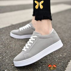 Amazon.com New Releases: The best-selling new & future releases in Women's Shoes Women ShoesFlats SandalsSlippersSneakersLoafersBootsFlatsHeelsWedges<br> Black Flats Shoes, Women's Shoes, Cute Shoes, Shoes Sneakers, Shoes Style, Casual Sneakers, Black Casual Shoes, Puma Sneakers, Footwear Shoes