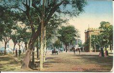 Postal Sevilla,coloreada,muy antigua,original,sin circular,es la postal de la foto - Foto 1