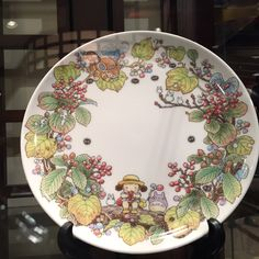 Totoro dishes