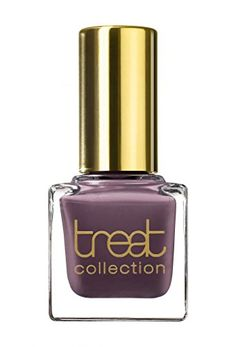 treat collection  Vegan  5 Free Nail Polish THE GIRLS Elegant Muted Plum Color *** You can get more details by clicking on the image.Note:It is affiliate link to Amazon.