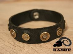 How to make a Piece of Statement jewelry using recycled items Ammo Crafts, Bracelet Making, Jewelry Making, Valentine Day Special, Metal Jewelry, Studs, Shells, Jewelry Design, Rings For Men