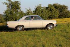 Opel Rekord Coupé 1965