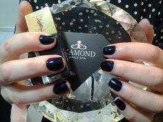 #diamondnailsspa #spa #naildiamond #nails #nailsspa #unhabonita #manicure #instanails #instaunhas #yvessaintlaurent