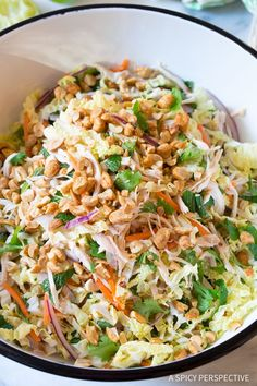 Vietnamese Cold Chicken Salad