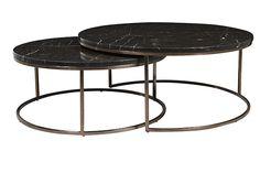 Elle Round Nest Coffee Table