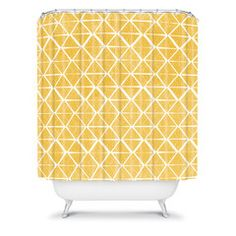 Loni Harris Cooking Time Shower Curtain