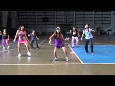 Juzzz for kicks! Zumba® Fitness lovers have fun with the song. :) (I do not own the music heard in this. Oppa Gangnam Style, Parody Videos, Healthy Exercise, Sweat It Out, What Is Life About, Zumba, Wealth, Cardio, Have Fun