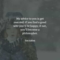 60 Famous quotes and sayings by Socrates. Here are the best Socrates quotes to read that will help you achieve wisdom in life. Socrates is a. Socrates Quotes, Stoicism Quotes, Western Philosophy, Afraid Of The Dark, Knowledge And Wisdom, Zindagi Quotes, Good Wife, Busy Life, Human Condition