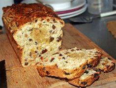Suikervrij paasbrood / kerstbrood