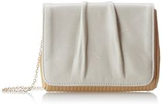 Lauren Merkin Mini Caroline Shoulder Bag Camel/Talc �
