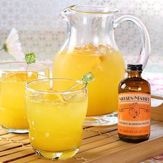 Orange Blossom Blast                                                                                                                                  Recipe