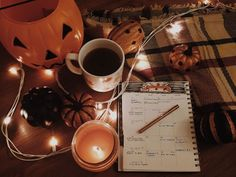 Discovered by Shorena Ratiani. Find images and videos about autumn, fall and Halloween on We Heart It - the app to get lost in what you love. Autumn Cozy, Fall Winter, Fall Days, Hello Autumn, Autumn Inspiration, Happy Fall, Hallows Eve, Fall Season, Fall Halloween