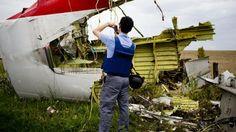 Marechaussee nog niet naar rampgebied MH17