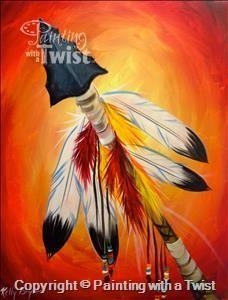 The Seminole - Bradenton, FL Painting Class - Painting with a Twist