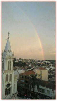 Santuário sob o arco iris