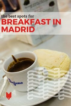 When you wake up hungry for breakfast in Madrid you have lots of great options. Whether you're looking for something traditionally Spanish or you prefer a more modern spot we have a suggestion for every taste in this food guide! Breakfast In Madrid, Perfect Breakfast, Spanish Food, Tapas, Brunch, Yummy Food, Spain Honeymoon, Modern Buildings, Modern Architecture