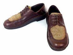 NAOT Shoes Leather Brown Comfort Slip on Israel Slides Loafers Mens 7 5 8 41   eBay