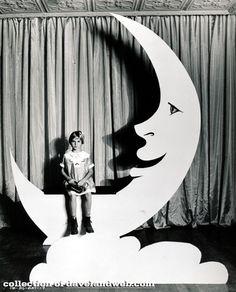 Tatum O'Neal on Paper Moon