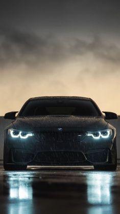 BMW in rain - sablon Bmw Autos, Bmw M4, Bmw Sport, Sport Cars, Automotive Photography, Car Photography, Gs 1200 Bmw, Ford Mustang Wallpaper, Carros Bmw