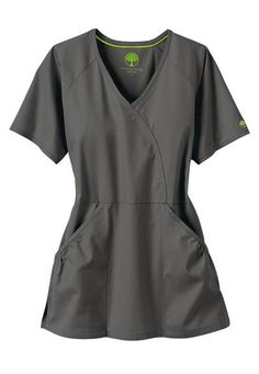 scrub top pattern free | Healing Hands Scrubs Mock Wrap Scrub Top