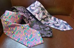 #Gents #ties from @Luck of Louth in #romantic #colours for a #Valentine's #dinnerdate.