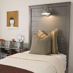 10 wunderbare DIY Kopfbretter für dein Bett! - DIY Bastelideen