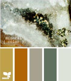 cool site for palette inspiration Paint Schemes, Colour Schemes, Color Combos, Colour Pallette, Design Seeds, Colour Board, Color Stories, Color Swatches, House Colors